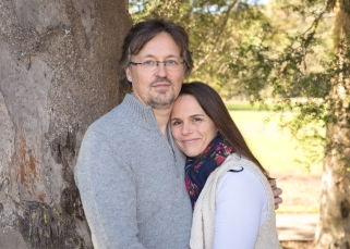 Hunter Valley Family Portrait Photography- Mum & Dad
