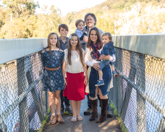Hunter Valley Family Portrait Photography- Family