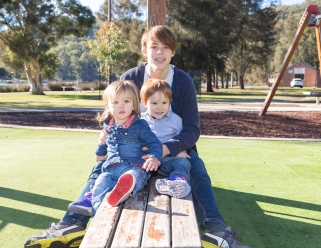 The Boys- Family photography session in Woronora