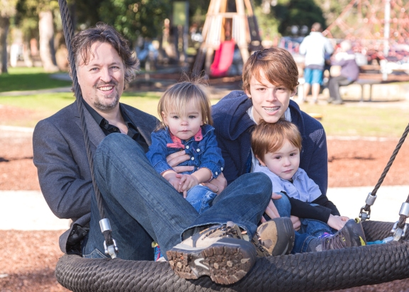 Hunter Valley Family Portrait Photography- The Boys