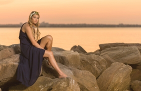 Hunter Valley Model Portrait Photography- Kayla