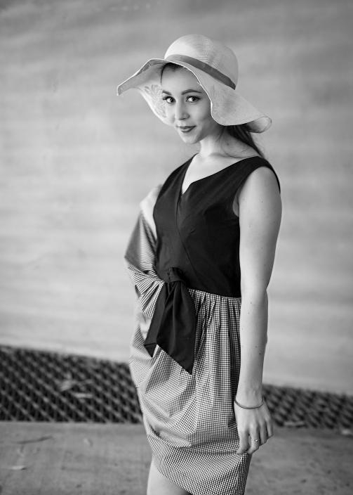 Model Portrait Photography- Eleanore