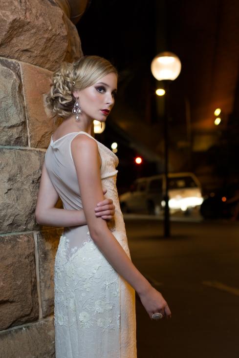 Model Portrait Photography- Maddison