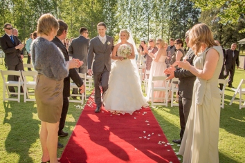 Hunter Valley Wedding Photography- The happy couples