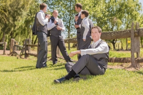 Hunter Valley Wedding Photography- The lads