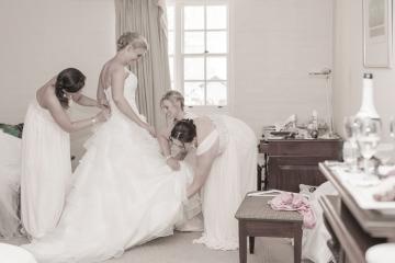 Hunter Valley Wedding Photography- Preparation