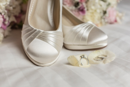 Hunter Valley Wedding Photography- Flowers and rings