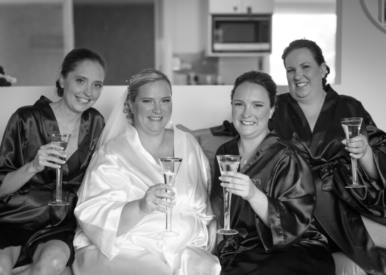 Hunter Valley Wedding Photography- The ladies