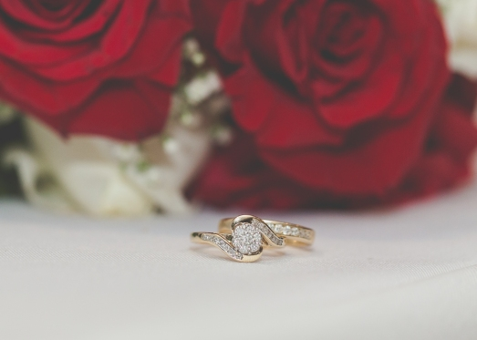Hunter Valley Wedding Photography- Rings