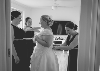 Hunter Valley Wedding Photography- Preparations